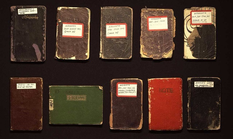 Smith Green POW Journals