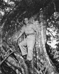 Paul F. Boller, Jr. in Guam