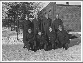 Photo of Among G. Carter Jr. at Oflag 64